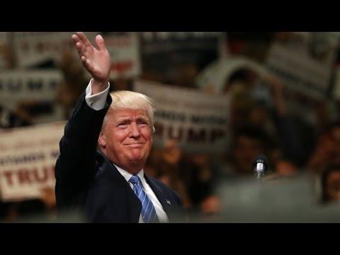 Donald Trump clinches Republican nomination