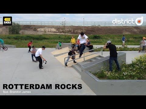 Rotterdam Rocks feat. Brandon James