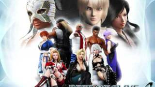 Dead or Alive 4 OST Fang (Theme of Jann Lee)