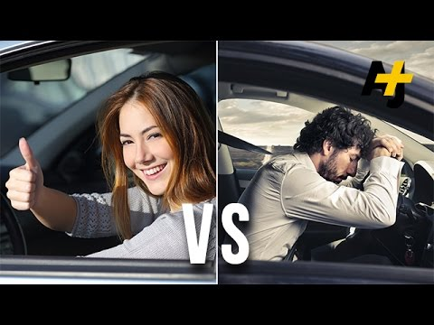 female vs male drivers A youtube search for female driver yields more than 3,000 results: you can watch women drivers shearing off gas pumps, veering into.