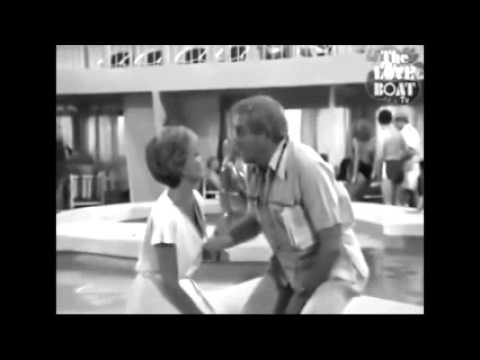 Jane Powell and Howard Keel on The Love Boat: When You're In Love
