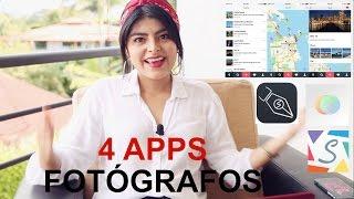 TIPS DE FOTOGRAFÍA/ 4 apps para Fotógrafos (✩LUCIA✩)