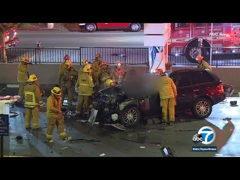 Ex-Clipper Rasual Butler, wife killed in 'horrific' Studio City crash I ABC7