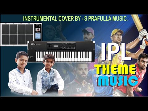 IPL 2018 MUSIC RINGTONE COVER BY HARISH PRATHAM.
