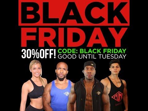 Black Friday Sale Info | New Items Info (Get 30 Minimum!!)