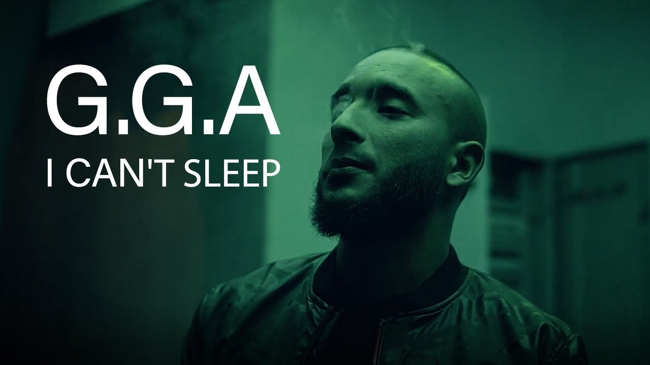 G.G.A - I Can't Sleep (Official Music Video)