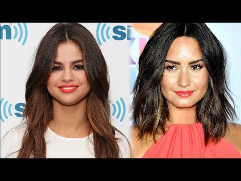 Selena Gomez and Demi Lovato are STILL FRIENDS!