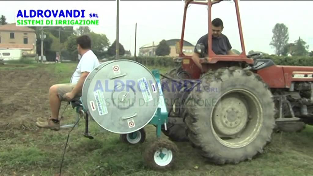 Irrigazione pomodoro a goccia con manichetta macchine for Irrigazione a goccia per pomodori