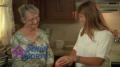 Senior Helpers In Home Health Care of Tarpon Springs, FL Commercial 2