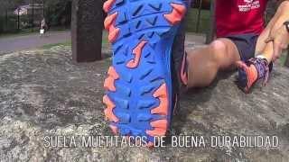 Joma Trek, analizamos las zapatillas de trailrunning de mejor calidad/precio del mercado