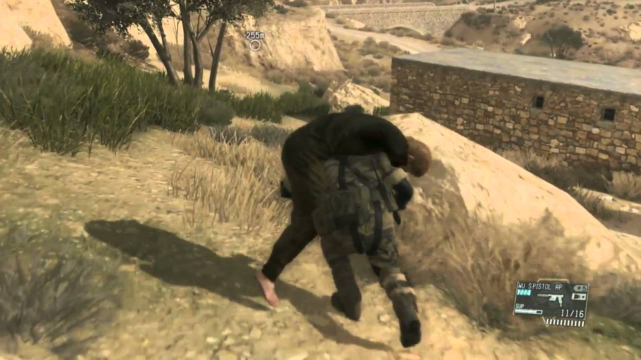 MGSV: TPP - Mission 1: Phantom Limbs, Perfect Stealth, No Kills,  S-Rank(720p!)