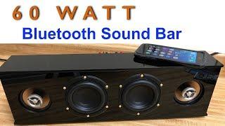 30 + 30 Watt High Quality BlueTooth Speaker