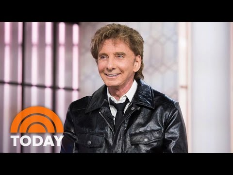 Barry Manilow Talks Coming Out, New Music And Success Of 'Copacabana'   TODAY