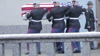 John Glenn Remembered In Ohio
