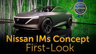 Nissan IMs Concept – First Look