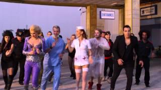 ZALELE - HIT 2013 - OFFICIAL VIDEO SPANISH VERSION - CLAUDIA &amp ASU