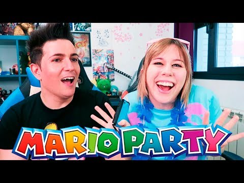 HUMILLO A MI NOVIO EN SUPER MARIO PARTY!