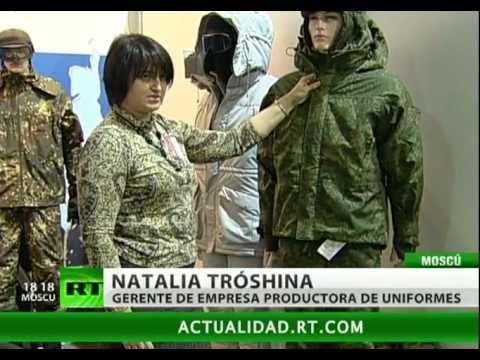 El Ejército Ruso Lucirá Nuevo Uniforme El Día Del Desfile Militar El 9 De Mayo