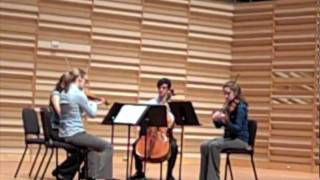 String Quartet in G Major - John Kluge - 1 of 3