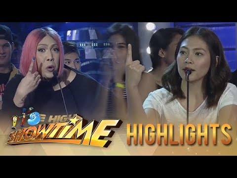 It's Showtime PUROKatatawanan: Vice Ganda vs. Erin