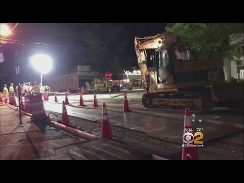 Exclusive: Chappaqua Residents Complain About Construction Noise