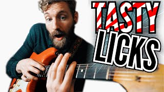 Extremely Tasty Licks (that are deceivingly EASY!)