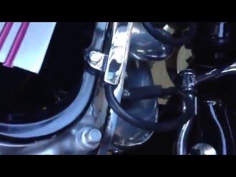 1957 Bel Air ZZ502  Engine Sound Exhaust Sound