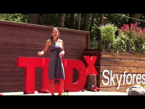 Opening The Heart At Three Miles Per Hour | Michelle Markel | TEDxSkyforest