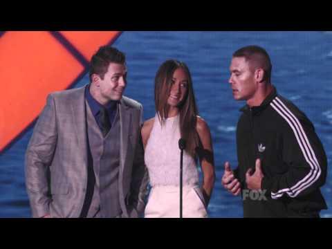 Raw: John Cena and The Miz describe their experience at the 2011 Teen Choice Awards