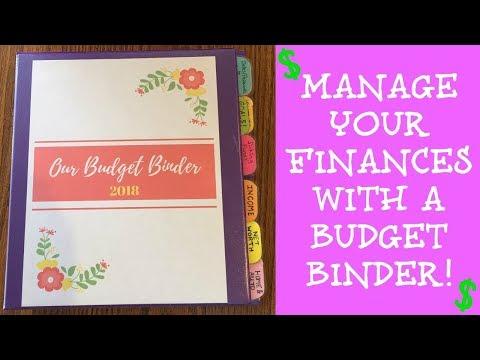 my-2018-budget-binder!