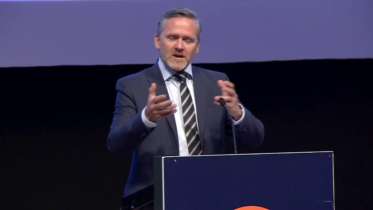Anders Samuelsens tale, Landsmøde 2017