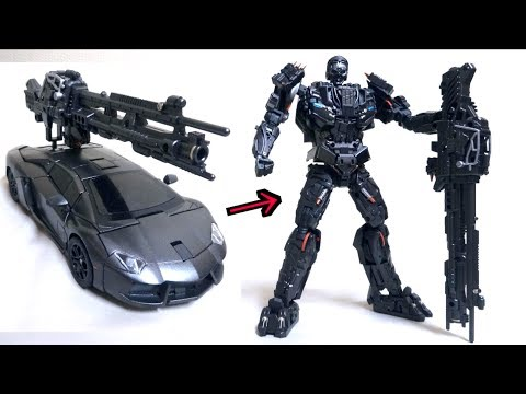 Unique ToysR-01 Peru Kill not Leader Class Lockdown wotafa's review