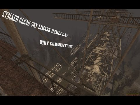 STALKER Clear Sky Limansk Duga 3 Chernobyl woodpecker walktrough with commentary HD