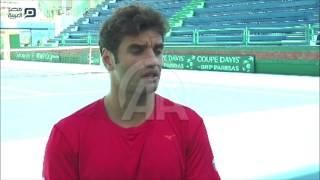 مصر العربية | لاعب التنس التونسي