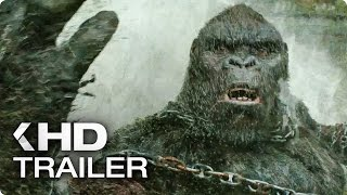 Kong: Skull Island ALL Trailer & TV Spots (2017)