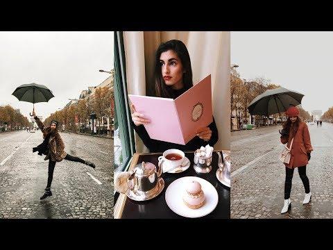 Tea Time At Ladurée Paris