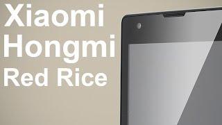 Видео обзор телефона / смартфона Xiaomi Hongmi Red Rice(Вашему вниманию представлен видео обзор на русском языке 4,7-ти дюймового телефона от известного производит..., 2014-04-05T17:21:57.000Z)