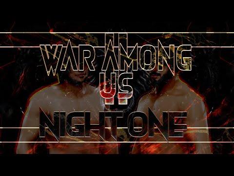 WWE 2K19 - War Among Us II: Night One