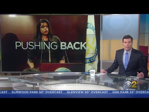 Kim Foxx Pushes Back Against Special Prosecutor Investigation