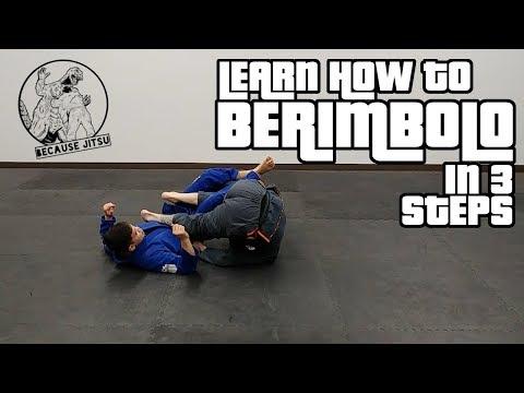 Learn How To Berimbolo In 3 Steps - Drew Weatherhead Brazilian Jiu-Jitsu