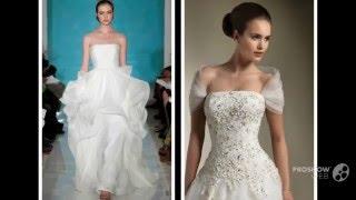 Самые красивые свадебные платья из Китая