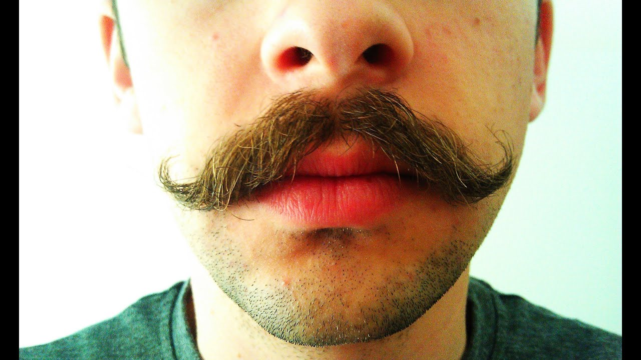 Reasons to grow a mustache