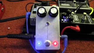 Pedal Demo - CultureJam Shoot The Moon Tremolo