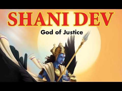 SHANI DEV - God of Justice (EP-1-12), शनि HD