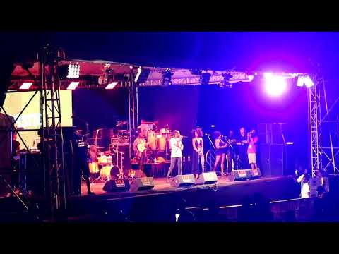 Drastic Live in Antigua At the Chronixx Show (April 2018)