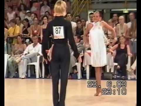 20th Feinda - Italian Open 2003 Cervia