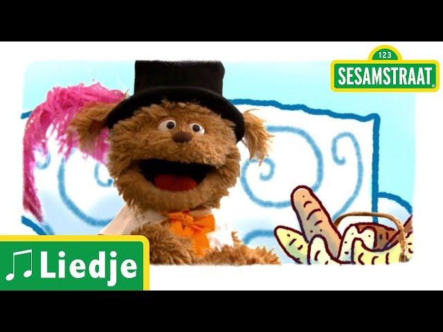 In Den Haag daar woont een graaf - Kinderliedje - Sesamstraat