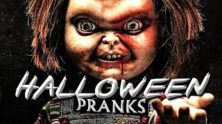 10 Funniest Halloween Prank Videos