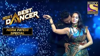 Download lagu Nora और Terence Performance ने बढ़ाया Stage का Temperature| India's Best Dancer | Nora Fatehi Special