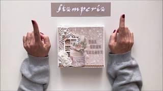 Álbum Tal como éramos. Colaboración con La Tienda de las Manualidades.
